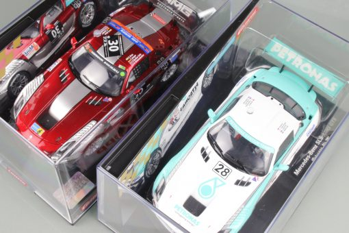 Carrera Digital 124 GT Bundle Mercedes SLS 23873 und 23864
