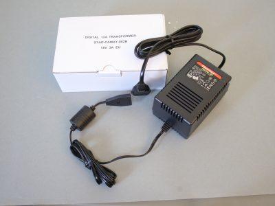 Carrera Digital 124 Transformator 18V - 20020758