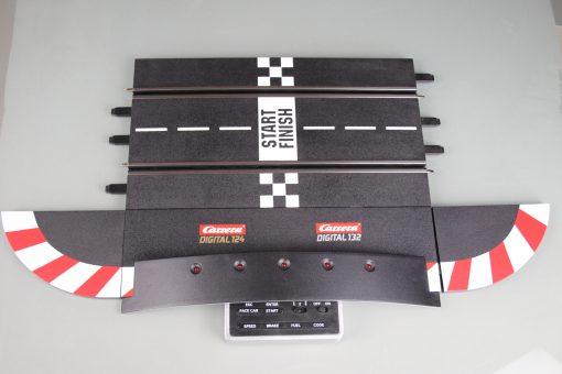 Carrera Digital 124132 Control Unit 20030352 oben