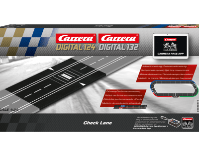Carrera Digital 132/124 Check Lane 20030371