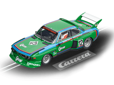 Carrera Digital 132 BMW 3.5 CSL No.12, 1976 20030897