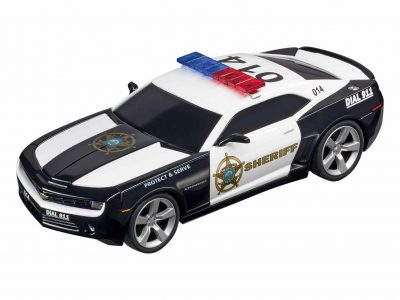 Carrera Digital 132 Chevrolet Camaro Sheriff 20030756