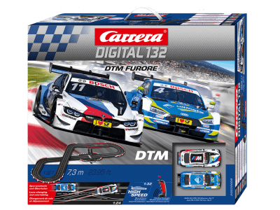 Carrera Digital 132 DTM Furore Grundpackung 20030008