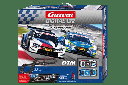 Carrera Digital 132 DTM Furore Grundpackung 20030008