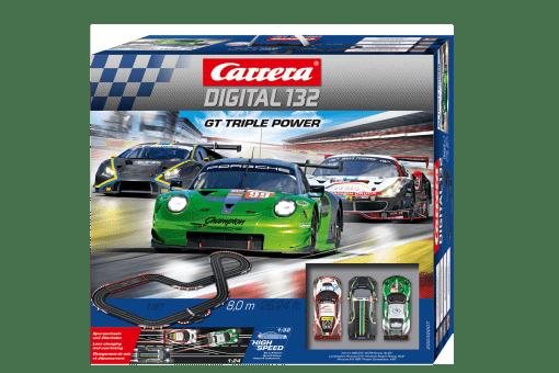 Carrera Digital 132 GT Triple Power 30007