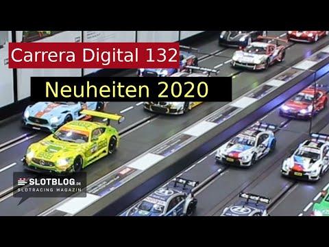 Carrera Digital 132 Neuheiten 2020 auf der Spielwarenmesse in Nürnberg
