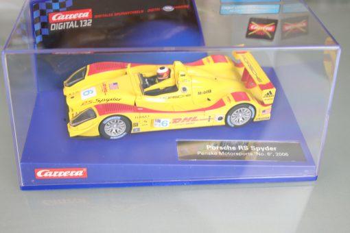 """Carrera Digital 132 Porsche RS Spyder ALMS 2006 """"No. 6"""" 30403"""