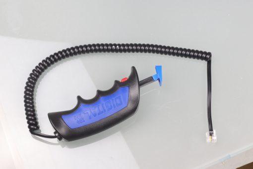 Carrera Digital 132124 Daumendrücker Controler 30340 (blau)