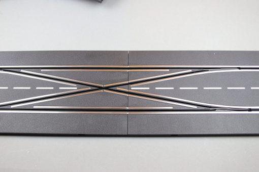 Carrera Digital Doppelweiche - Kreuzung