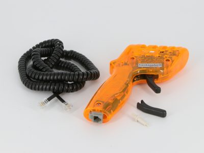 Carrera Digital Regler WireOrLess frankenslot (orange) - 88953