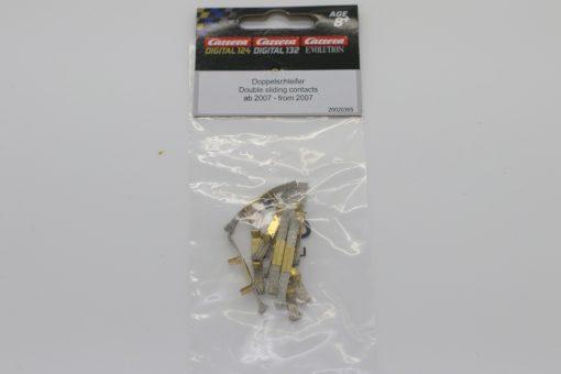 Carrera Doppelschleifer 20020365 (10 Stück)