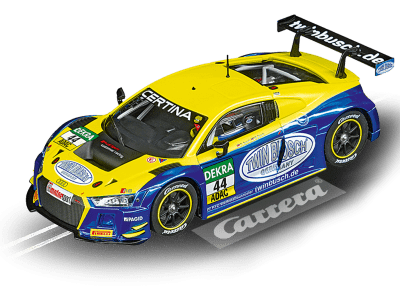Carrera Evolution Audi R8 LMS Twin Busch No.44 20027582