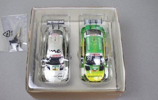 Carrera Evolution Audi RS5 DTM und Mercedes-AMG C 63 DTM