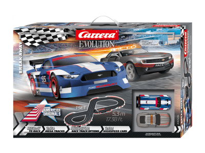 Carrera Evolution Break Away 20025236 Grundpackung