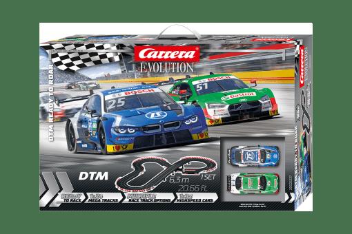 Carrera Evolution DTM Ready to Roar 20025237