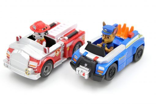 Carrera First Paw Patrol - Marshall und Chase