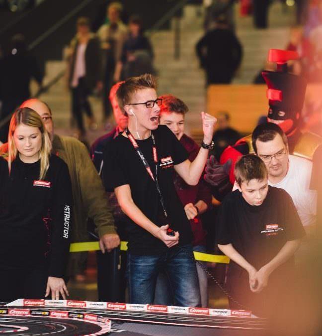 Carrera Fun Tour 2017 zu Gast in Hockenheim
