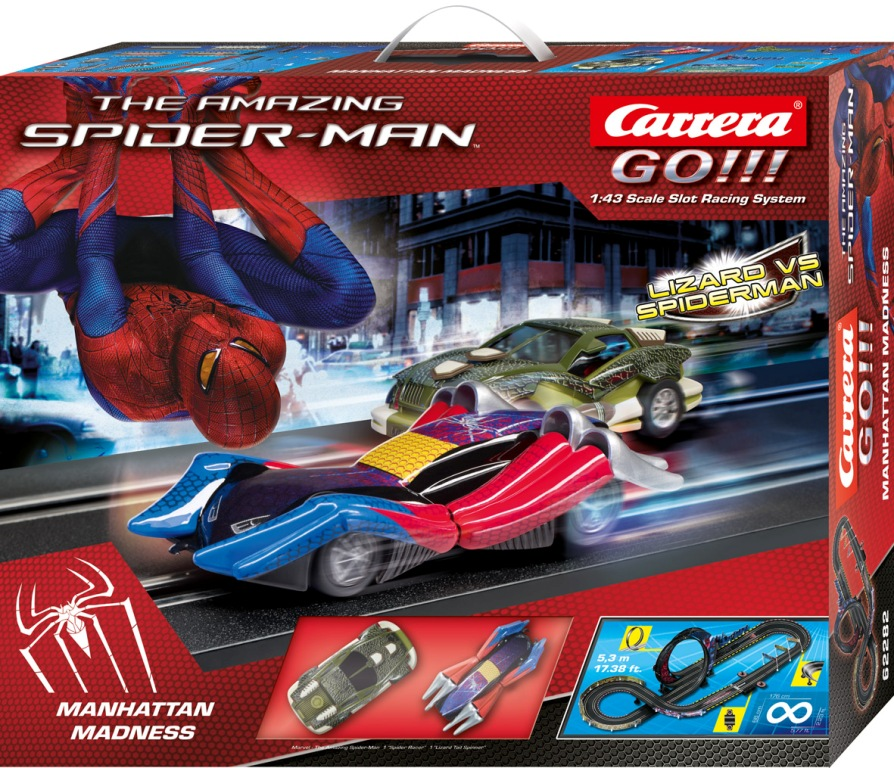 Carrera 62282 The Amazing Spider-Man: Manhattan Madness