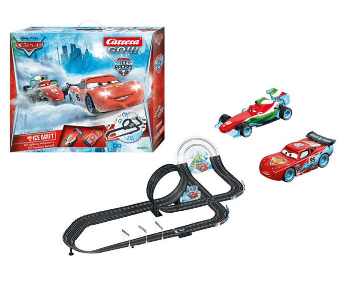 Carrera Disney/Pixar – ICE Drift 20062359