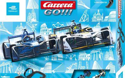 Carrera und die Formula E gehen 2018 gemeinsame Wege