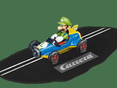 Carrera Go Nintendo Mario Kart Mach 8 - Luigi 20064149