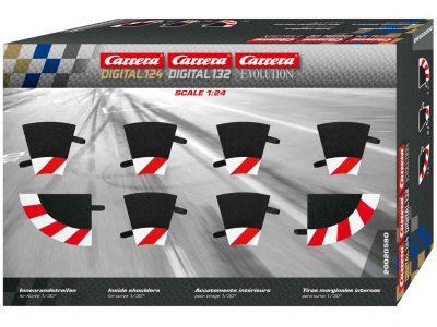 Carrera Innenrandstreifen für Kurve 1 30 Grad 20020590