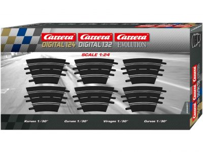 Carrera Kurve 1 30 Grad 20020577