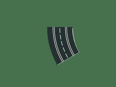 Carrera Kurve 2/30 Grad 20020572