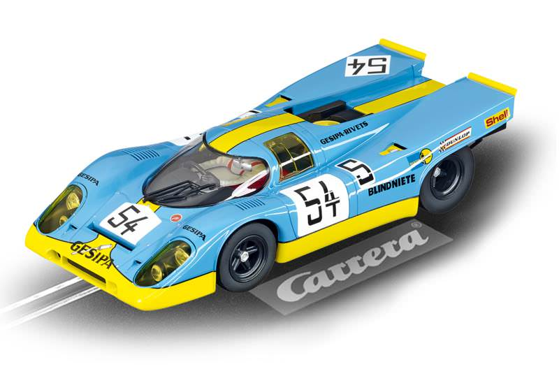 "Carerra Porsche 917K ""Gesipa Racing Team, No.54"""