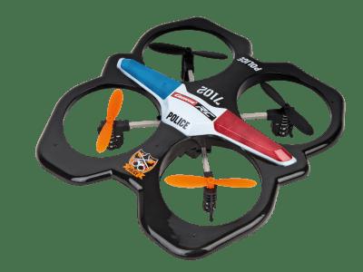 Carrera RC 2,4 GHz Quadrocopter Police 370503014X