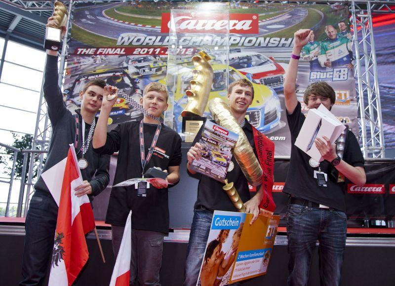 Carrera World Championship-Finale 2012