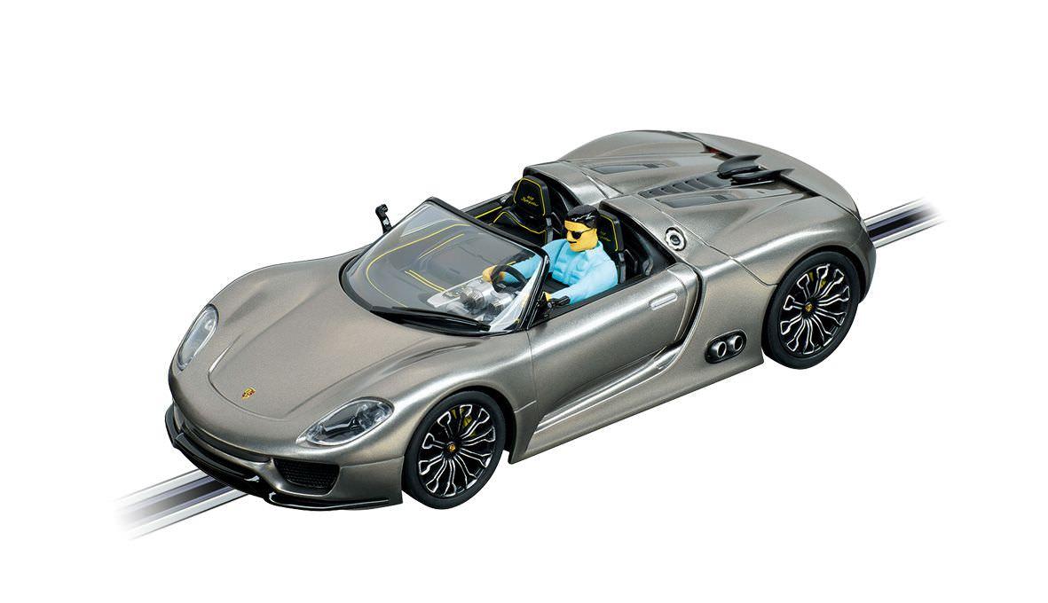 """""""Modell Fahrzeug""""-Leser wählen Carrera  auf die ersten Plätze"""