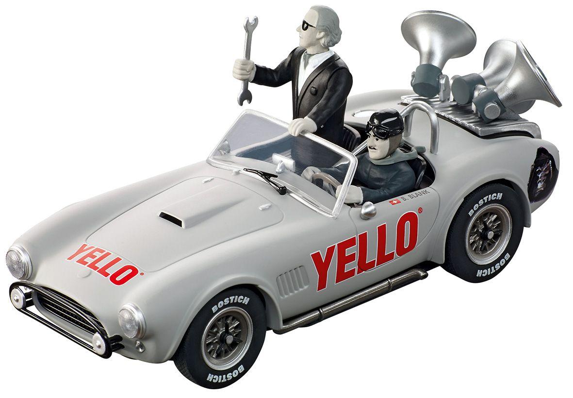 Carrera Yello Sondermodell 30655