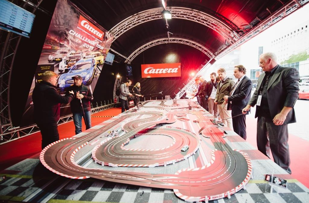 Die Carrera Challenge Tour 2015 kommt nach Erlangen