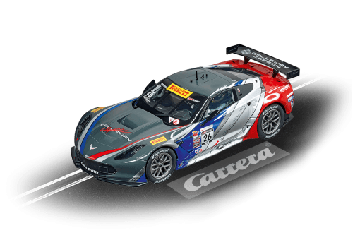 Chevrolet Corvette C7.R Callaway No 26 2003878 Carrera Digital 124