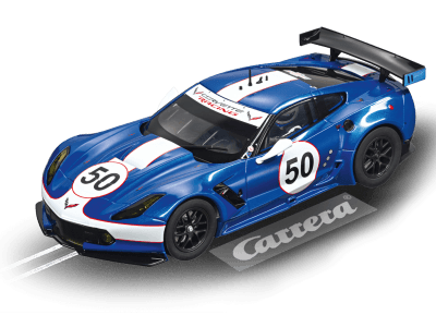 Chevrolet Corvette C7.R No.50, Spirit of Sebring '65 20023829 Carrera Digital 124
