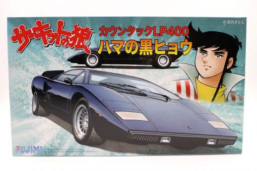 Circuit No Okami Countach LP400 - Fujimi 124 17024