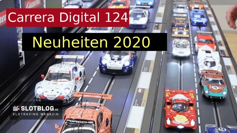 D124 Carrera Neuheiten 2020
