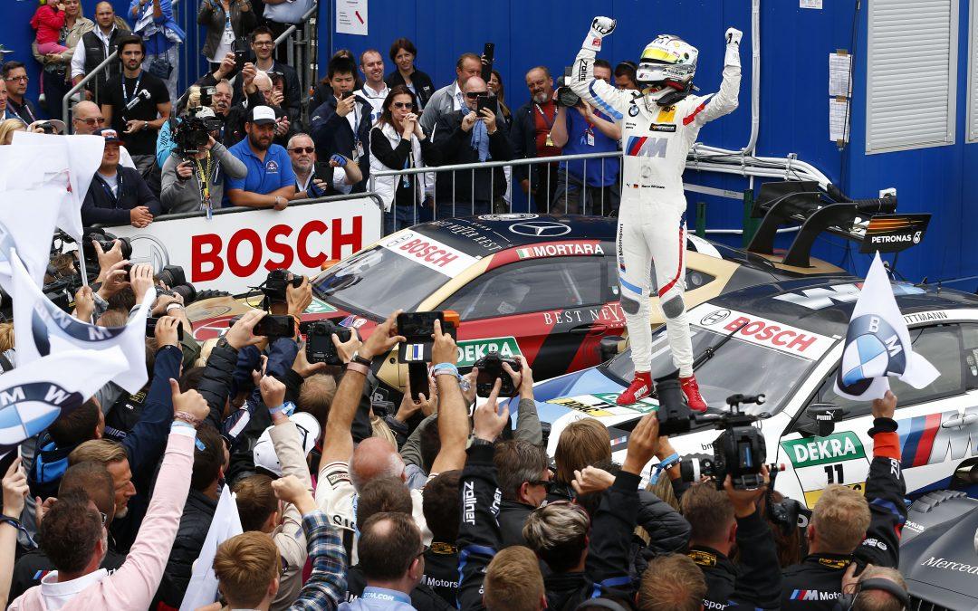 Heimsieg für Marco Wittmann – Norisring 2018