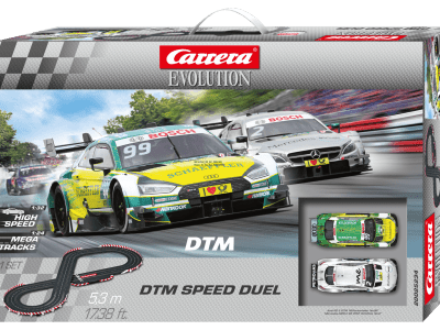 DTM Speed Duel Carrera Evolution Grundpackung 20025234