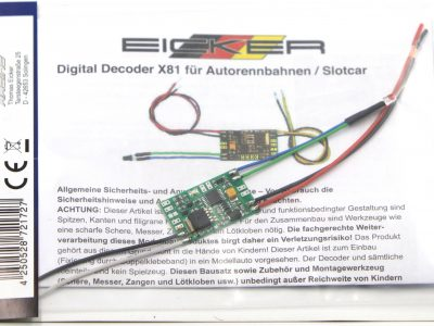 Eicker Digital Decoder X81