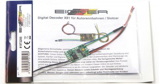Eicker Digital Decoder X81