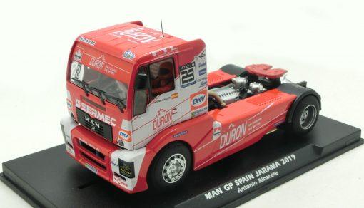 FLY MAN Renntruck Grand Prix Spain 2019 No. 23