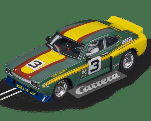 FORD CAPRI RS 3100 NO 55 DRM 1975 Carrera Digital 132 - 20030953