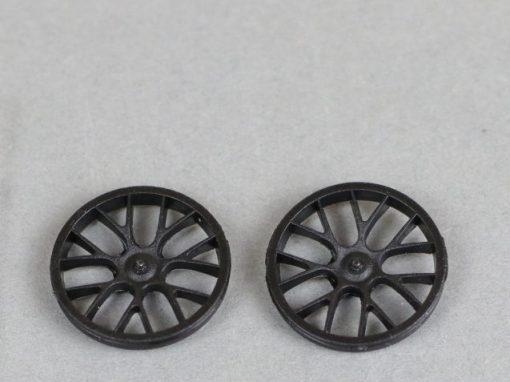 Felgeneinsatz BBS GT3 schwarz mit 19-1 mm Durchmesser 88033