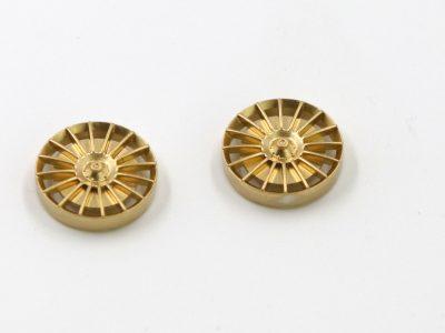 Felgeneinsatz OZ Racing (Kunststoff) gold 19,1 mm