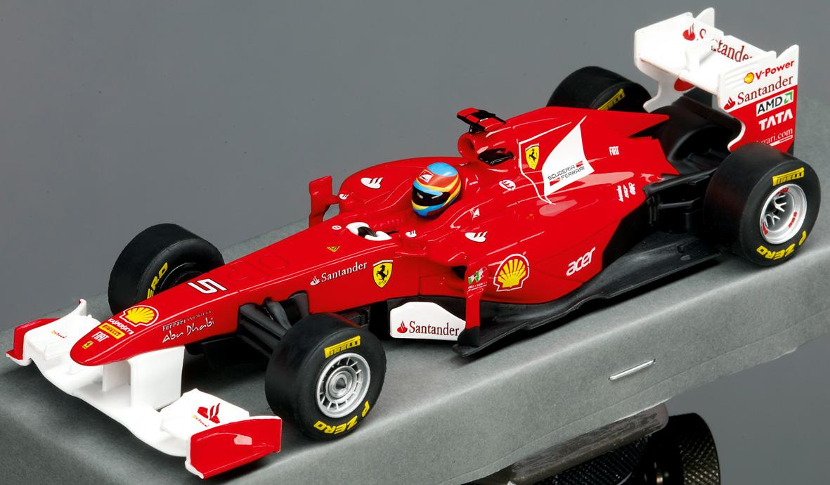 Formel-1 2013 – mit Carrera in die neue Rennsaison