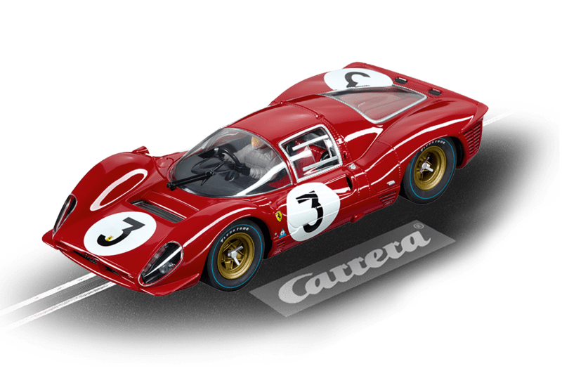 "Carrera DIGITAL 124 Ferrari 330P4 ""No.03"", Monza 1967"