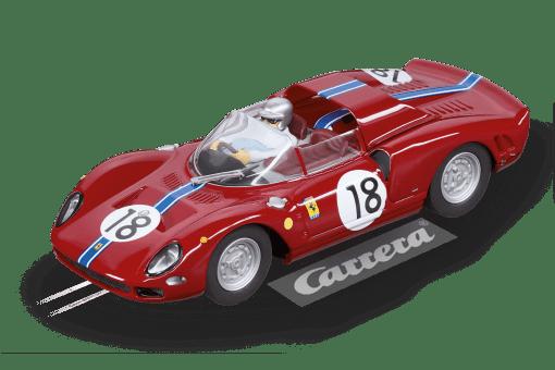 Ferrari 365 P2 North American Racing Team No.18 20030774 Carrera Digital 132