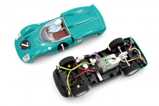 Ferrari 365 P2 Winner Kyalami 9H - 20030775 Carrera Digital 132 ohne Box ohne Decoder